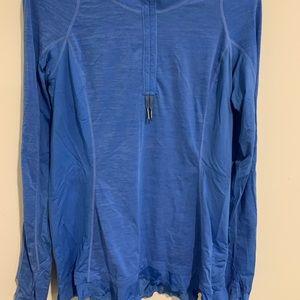 lululemon run hoodie